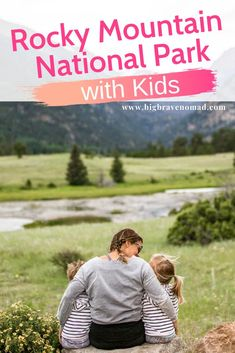 Rocky Mountain National Park is perfect for families. This post has everything you need to know about visitng Rocky Mountain National Park with Kids. It includes the best places to stay, when to visit National Park Camping, National Parks Map, National Park Posters, Rocky Mountain National Park, Yellowstone National Park, National Forest, Hiking With Kids, Travel With Kids, Family Travel