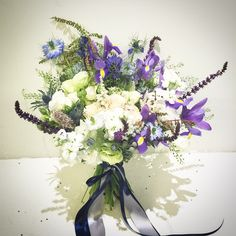 Singapore florists - Purple flower goodness | Heart Lovely - wedding, fashion, lifestyle