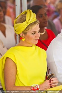 Queen Maxima and King Willem-Alexander attends Dia di Rincon in Bonaire