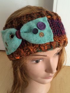 COMFY. Hand knit, unique wearable fiber art embellished with buttons, grommets, leather & recycled materials. Free Shipping on All Orders!