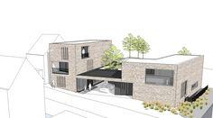 house DS | haaltert - Projects - CAAN Architecten / Gent