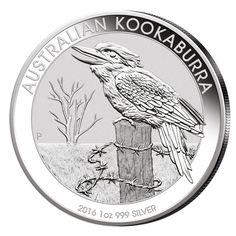 Kookaburra 1oz 2016 ... gibts jetzt z.B. bei CASTELLGOLD