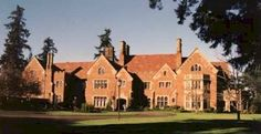It's haunted they say!   Thornewood Castle, near Tacoma Washington, where much of Rose Red was filmed.