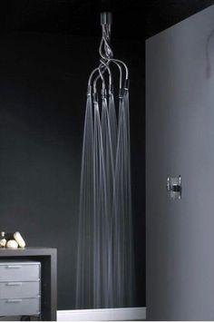 Best Rain Shower Head, Shower Heads, Kitchen Planner, Caravaggio, Take A Shower, Ikea Kitchen, Small House Plans, Chandelier, Medusa Head