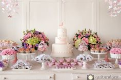 Bella_Fiore_Decoração_festa_cha_de_bebe_menina_borboletas_rosa Bella_Fiore_Decor_party_baby_shower_girl_butterflies_pink