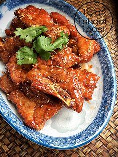 京都排骨 Jin Du Pai Gu (Kyoto Pork Ribs) Recipe   ieatishootipost