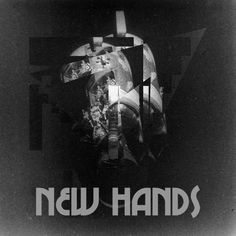 """Sub-Rock Recommends New Hands' new album """"Leave With The Night""""! Music Recommendations, Fair Games, Music Albums, Rock Music, Cover Art, The Dreamers, Leaves, Night, Artist"""