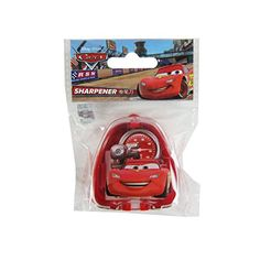 Crayon Sharpeners - Officially Licensed Three Size Pencil Sharpener  Lightning McQueen *** Check out this great product.