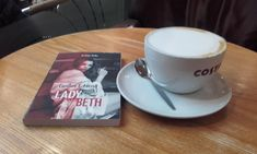 Lady Beth goes well with a nice beverage! Beverages, Nice, Lady, Tableware, Dinnerware, Dishes, Place Settings
