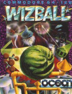 Wizball - Commodore C64