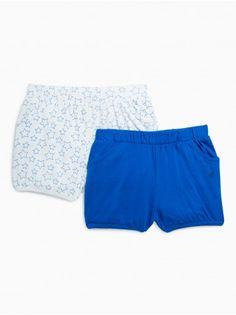 Lot de 2 shorts