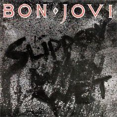 Bon Jovi Slippery When Wet Album Cover Rock Album Covers, Classic Album Covers, Music Album Covers, Music Albums, 80s Songs, 80s Music, Playlists, Pink Floyd, Hard Rock