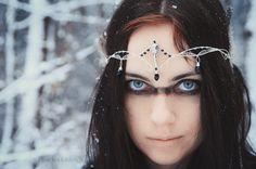 Circlet 'Bird Witch' by Madormidera.deviantart.com on @deviantART