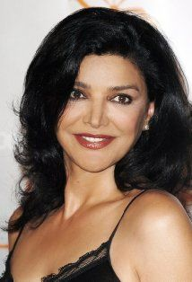 Shohreh Aghdashloo. Beautiful voice and accent, sounds like amazing. Beautiful women for older character, 35-55