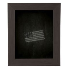 Darby Home Co Black Wall Mounted Chalkboard Size: 5.5' H 2.5' W