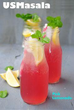 US Masala: Pink Lemonade