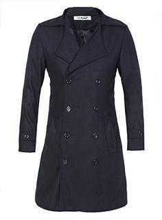 Partiss Mens Casual MID-LONG Woolen Trench Coat(M,Black) Partiss http://www.amazon.co.uk/dp/B00OK4Q0PQ/ref=cm_sw_r_pi_dp_Jrs3vb05FBQXV