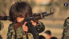 Islamic State child assassin