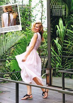 Cumulus dress, nettle vainio.seitsonen /K&T magazine 6/14