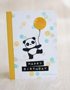 Pandamonium: mama elephant ♥ schnipsel design, critter sketch