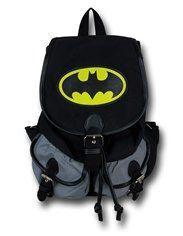 Batman Symbol Knapsack