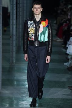 Male Fashion Trends: Walter van Beirendonck Fall/Winter 2016/17 - Paris Fashion Week
