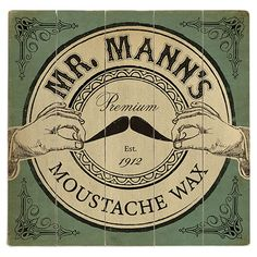Mr. Mann's Moustache Wax at Joss & Main