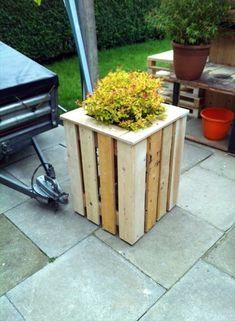 Gartenmöbel aus Paletten - Ideen
