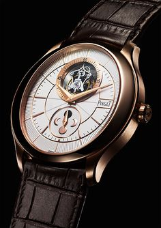 www.watchtime.com | wristwatch industry news industry | Piagets Gouverneur Collection: Pictures, Specs, and Video | Piaget Gouverneur Tourbillon side 560