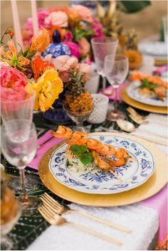 Le Magnifique Blog: Caribbean Wedding Inspiration by Danielle Capito Photography
