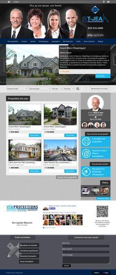 L'équipe St-Jean - courtiers immobiliers #VIACAPITALE #Aliquando #immobilier #vendre #acheter #maison #habitation http://equipest-jean.com/
