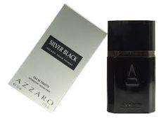 Azaro Silver Black eau de toilette men - Pesquisa Google