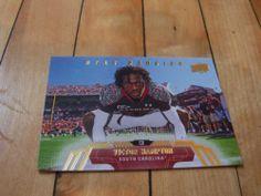 2014 Upper Deck Card 150 Victor Hampton South Carolina Gamecocks | eBay