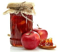 20 nejlepších receptů na džemy a marmelády | ReceptyOnLine.cz - kuchařka, recepty a inspirace Easy Desserts, Dessert Recipes, Mushroom House, Preserves, Pesto, Stuffed Mushrooms, Spices, Apple, Homemade