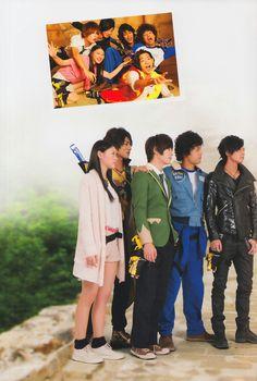 日曜日楽園: 獣電戦隊キョウリュウジャーキャラクターブック 2 VAMOLA!!! 強竜者