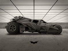 Batman The Dark Knight Batmobile Tumbler Silkscreen Poster Print DKNG Maserati, Bugatti, Ferrari, Batman Car, Batman Batmobile, Batman Poster, Batman Comics, Dc Comics, The Dark Knight Poster