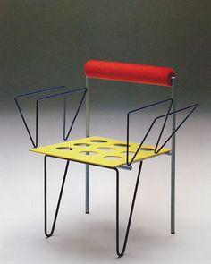 Shimpachro Ishigami, Papillon Chair, 1988
