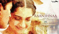First Look Poster - Raanjhnaa