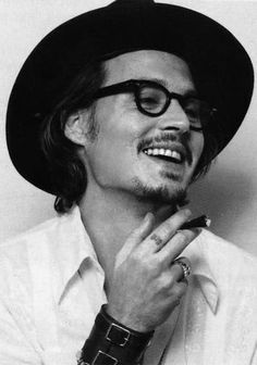 """""""I think everybody's weird. We should all celebrate our individuality and not be embarassed or ashamed of it."""" - Johnny Depp"""