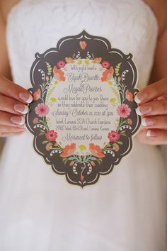 Fun Wedding Invitations - Creative Wedding Invitations | Wedding Planning, Ideas & Etiquette | Bridal Guide Magazine