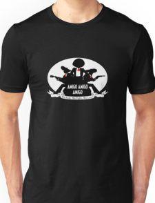 Charlie's Amigos  Unisex T-Shirt