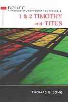 1 & 2 Timothy and Titus #1Timothy #2Timothy #Titus #BibleCommentary March 2017