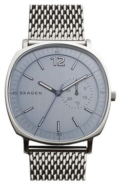 74da62c4975c Skagen  Rungsted  Mesh Strap Watch