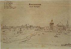 Hof van Weena, Kastelen, Kasteel, Rotterdam, Plattegrond, Plattegronden, Wapen, Stamboom