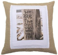 Pillow Fight Factory Designer Pillow, Pillow Design, We Are The Ones, Pillow Fight, Best Gifts, Graffiti, Cool Designs, Waiting, Throw Pillows