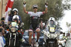 Fabian Cancellara (Trek Factory Racing) wins in Mallorca -first win of 2016