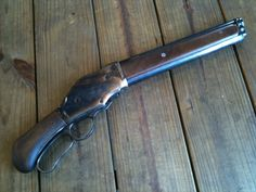 winchester 1887 leveraction bootleg shotgun - Google Search