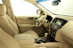 Nissan Pathfinder Exclusive interior Buscar con Google