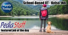 Hot Job!!  School Based OT - Kelso, WA!  click to learn more and apply!!! Easter Activities, Pediatrics, How To Apply, Articles, Base, Humor, Learning, News, School