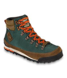 Free Shipping on Men's North Face® Back To Berkeley Hiking Boots